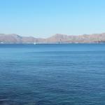 Meerblick über die Bucht von Alcudia