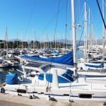 Hafen Puerto Cocodrilo nur einen Steinwurf von Mal Pas entfernt