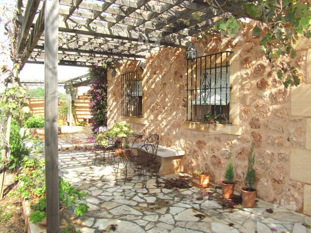 Ansicht renovierte Finca bei Llucmajor