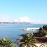 Meerblick klassische Sommervilla Mal Pas Alcudia Mallorca Nord