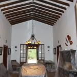 5-6m hoher und 60qm großer Wohnbereich in alter Villa
