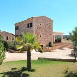 Neuwertiges mediterranes Landhaus beim Es Trenc
