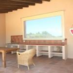 Poolhaus mit Sommerküche und viel Platz