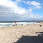 Strand Son Baulo - Can Picafort Winter 2012