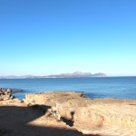 Can Picafort Blick Bucht Alcudia