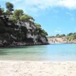 Romantische Bucht Cala Pi