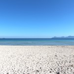 Playa de Muro im Herbst- Can Picafort